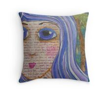 Lulla Belle Throw Pillow
