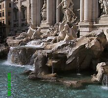 Italian Fountain by markish