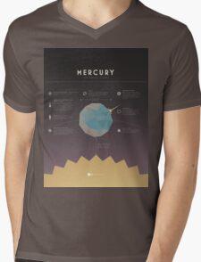 Mercury Mens V-Neck T-Shirt