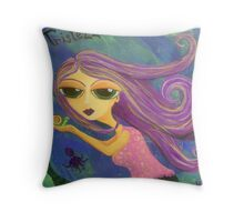 Bella Tristezza - Beautiful Sadness Throw Pillow