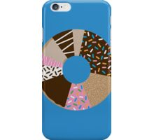 Doughnut Chart iPhone Case/Skin