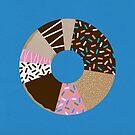 Doughnut Chart by thepapercrane
