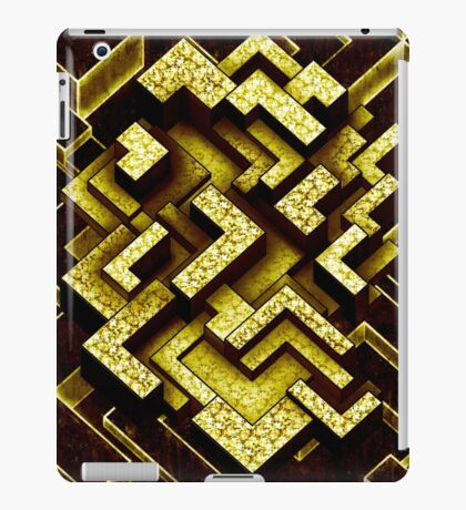 Play For Gold iPad Case/Skin