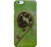 A New Life Unfolds iPhone Case/Skin