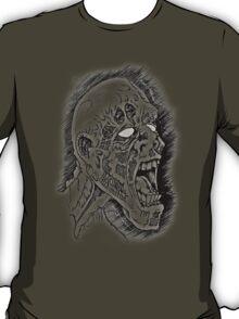 Screaming Zombie T-Shirt