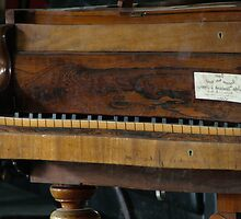 Piano by James Rutherford