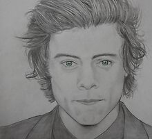 Harry Styles by Brooke Shane