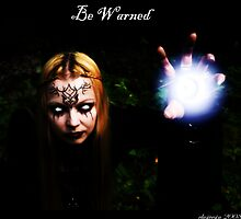 Be Warned by Ross Baraga