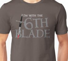 BRIDGE BURNERS I'm with the 6th SIXTH blade ARMY Sigil  Unisex T-Shirt