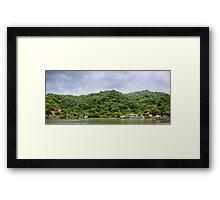 Honduras Framed Print
