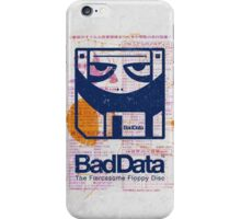 Bad Data: Pandamonium (Navy Blue) iPhone Case/Skin
