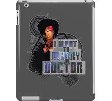 Marry a Doctor Smith iPad Case/Skin