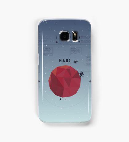 Mars Samsung Galaxy Case/Skin