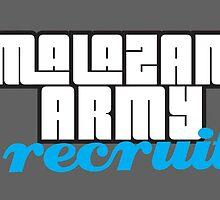 Army recruit by jazzydevil