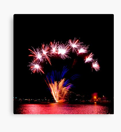 NYE2009 Forster 2 Canvas Print