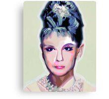 Nancy Hepburn Canvas Print