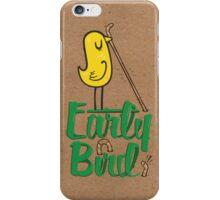 Early Bird iPhone Case/Skin
