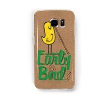 Early Bird Samsung Galaxy Case/Skin
