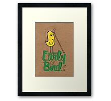 Early Bird Framed Print