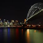 Bridge to Sydney by Henk Bender