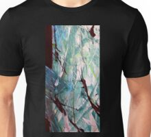 Worth It Abstract Acrylic Painting Unisex T-Shirt