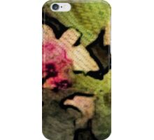 Springtime Triptych I iPhone Case/Skin
