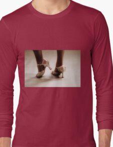 Dancing feet Long Sleeve T-Shirt