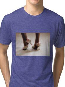 Dancing feet Tri-blend T-Shirt