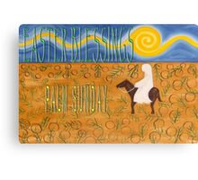 EASTER 1 Canvas Print