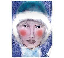 Eskimo Princess Poster
