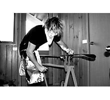 Preparation Photographic Print