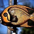 Fish al Fresco by Robert Case