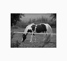 Monochrome Horse Unisex T-Shirt