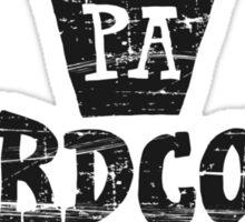 Pennsylvania Hardcore Sticker