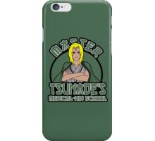 Master Ts, medical ninja school iPhone Case/Skin