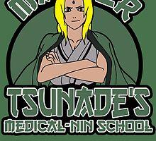 Master Ts, medical ninja school by edcarj82