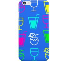 cocktail holiday iPhone Case/Skin