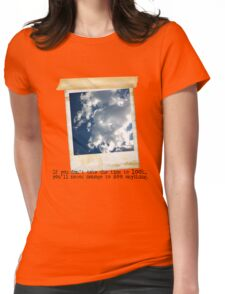 If you don't take time to look.... Womens Fitted T-Shirt