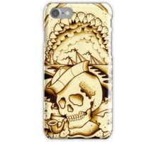 Bury Me at Sea... iPhone Case/Skin