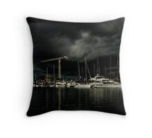 Hamilton Island #3 Throw Pillow