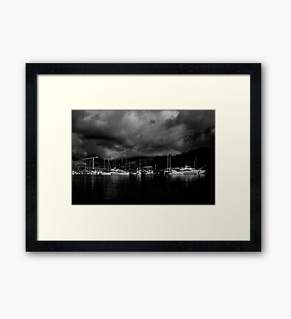 Hamilton Island #2 Framed Print