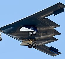Spirit of Missouri B-2 Stealth Bomber by gfydad