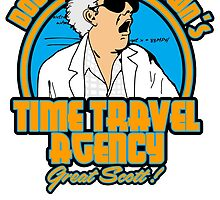 Time travel agency by edcarj82