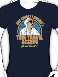 Time travel agency T-Shirt