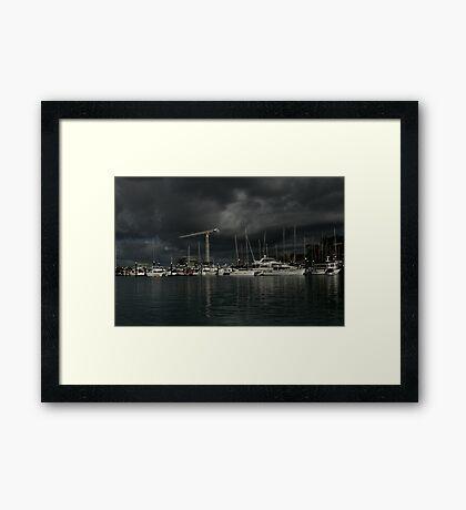 Hamilton Island #1 Framed Print