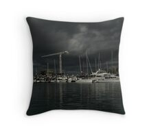 Hamilton Island #1 Throw Pillow