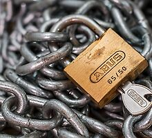 Padlock by franceslewis