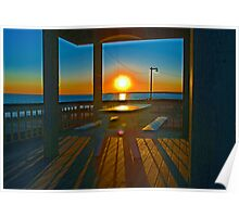 ~Inviting Sunset~ Poster