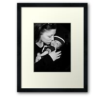 Girls! Framed Print