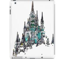 Cinderella Castle iPad Case/Skin